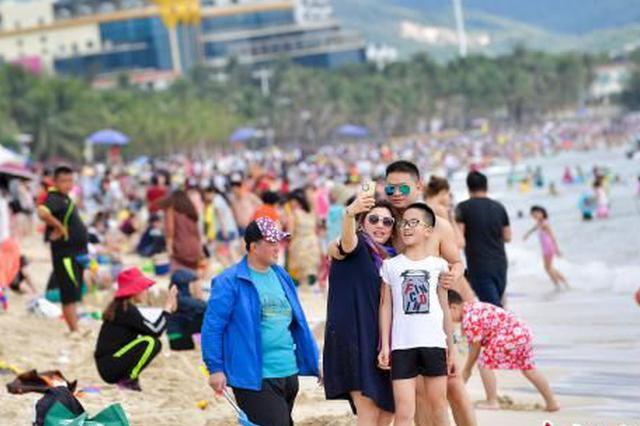 琼前7个月入境游客同比增16.7% 旅游收入559亿元