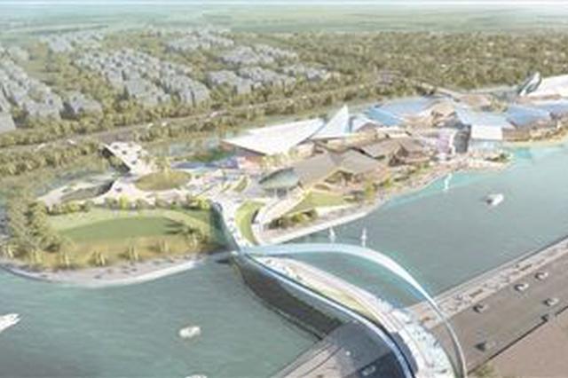 海南将添大型旅游商业综合体 三亚河心岛年底试营业