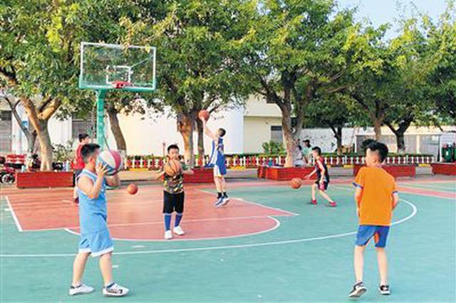 海口:中小学体育场地对外开放遭遇尴尬