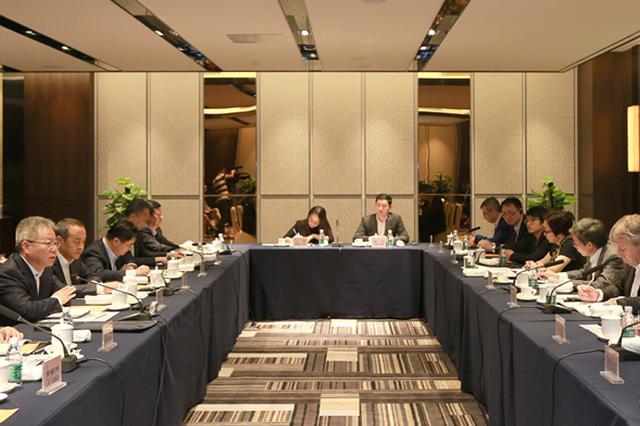 海南省政府就中外合作建设医学院举行座谈会 沈晓明出席