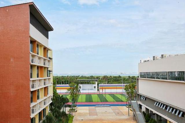 家长看过来!海口将迎来一批新学校 预计提供学位近3万个