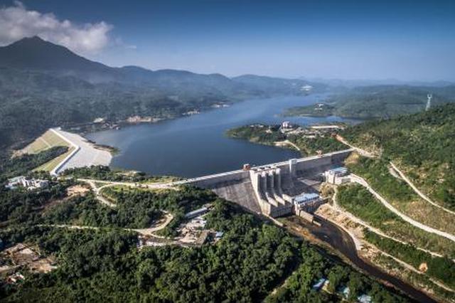 红岭水库灌区主干渠全线贯通 预计明年1月将试充水