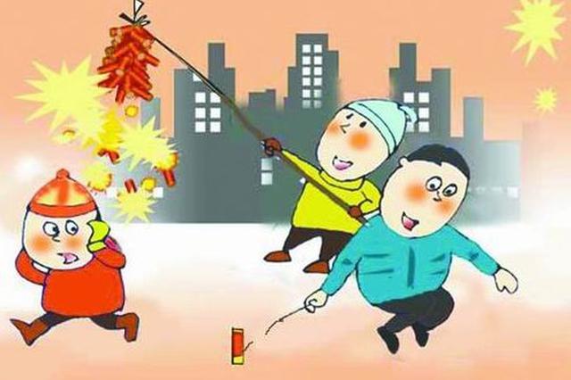 今年春节元宵期间 海口这些区域禁止燃放烟花爆竹