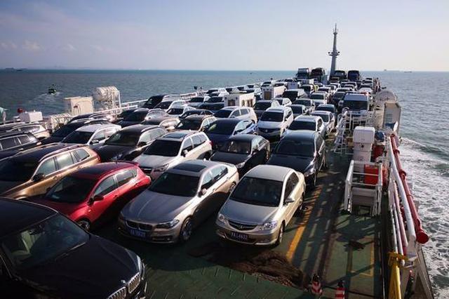 琼州海峡北港码头将现客流高峰 旅客请注意错峰出行