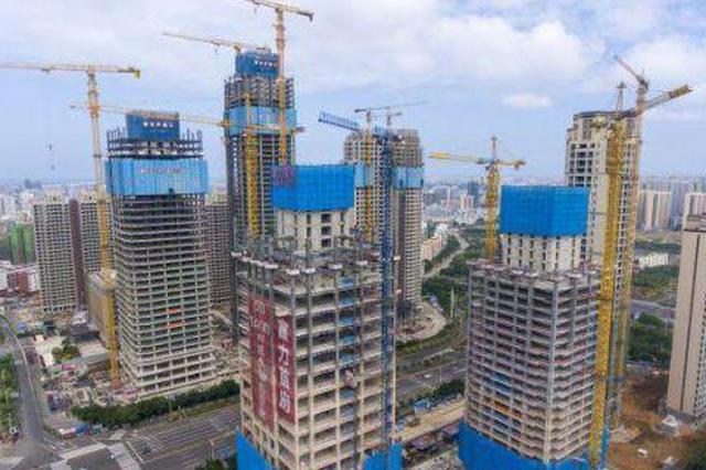 海南经济对房地产依赖大幅减弱