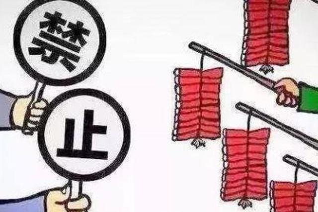 县城全年禁燃!屯昌开出首张违规燃放烟花爆竹罚单