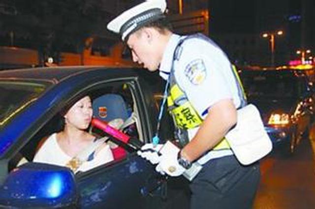 1月16日起至春节期间全省交警每天将集中查酒驾