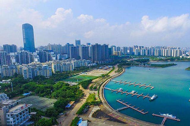 """结构趋优、动能转强、效益提升 海南经济转型发展""""迈大步"""""""