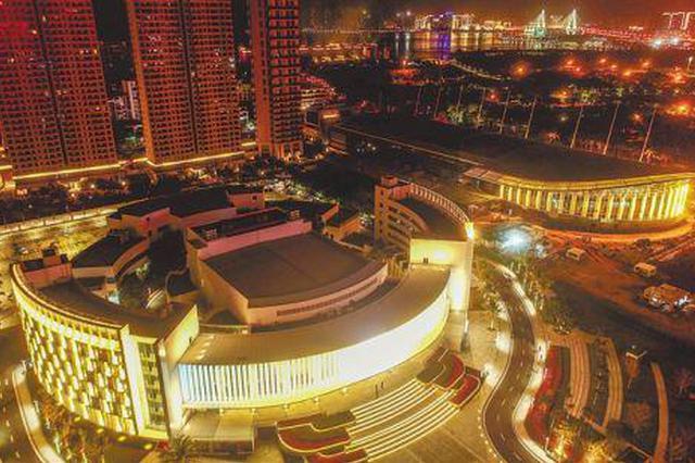 海南省全力推动省会城市十大公共文化设施建设