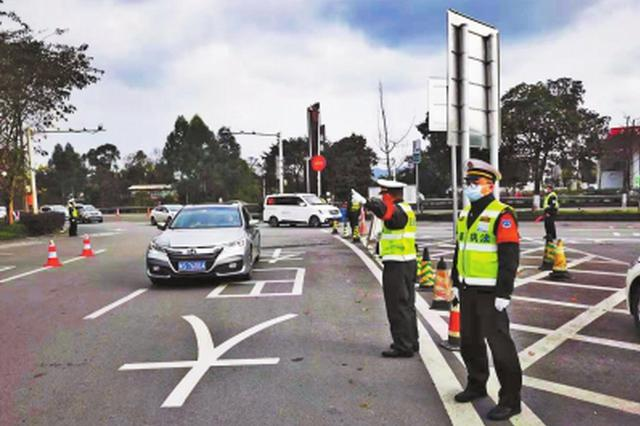 海南恢复交通秩序助力复工复产 115处检疫站点全部撤除