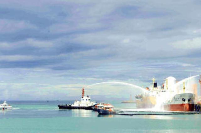 八所海事局查获一违规内河船罚款2.45万元