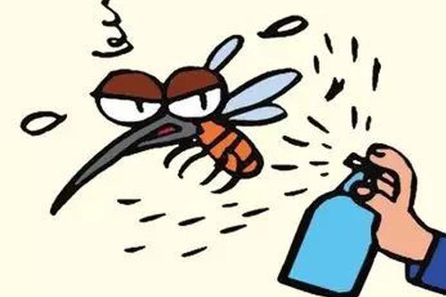 澄迈开展防蚊灭蚊预防登革热宣传活动
