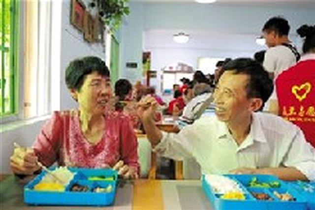 """三亚又增1家""""长者饭堂"""" 符合条件的老人免费吃"""
