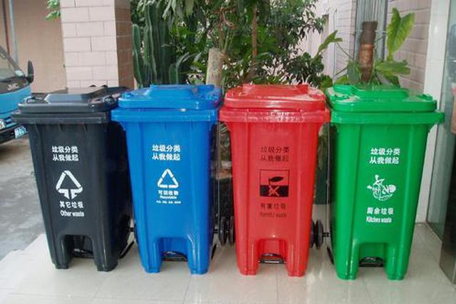 覆盖面广!儋州6月起将试点实行生活垃圾分类