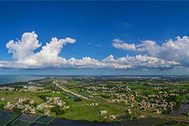 海口今年将推动制定江东新区生态环境保护条例