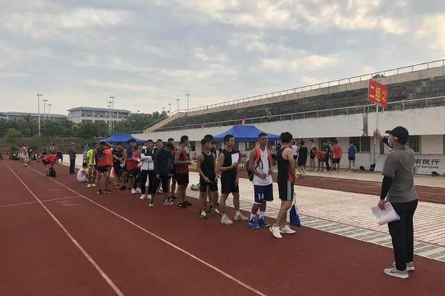 2020年海南省普通高校招生体育类专业考试顺利结束