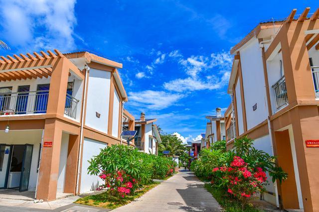 海南三沙设市将满8周年 永兴岛上日新月异