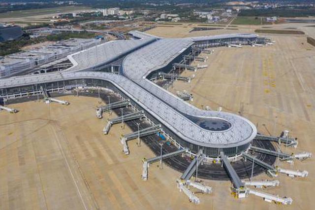 海口美兰机场二期计划8月开展客机试飞 将首次迎来世界最大客
