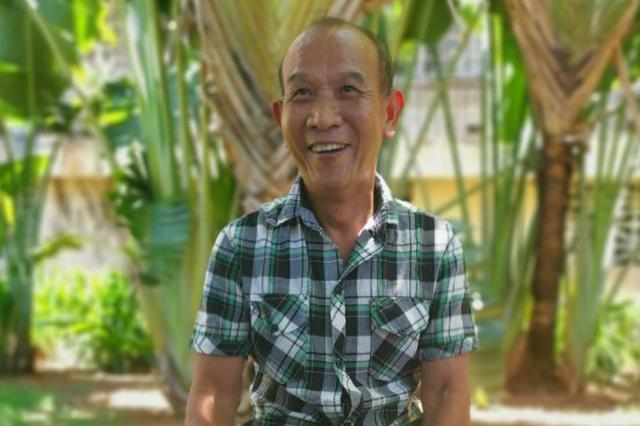 海南71岁大爷连续多年参加高考 只为圆大学梦