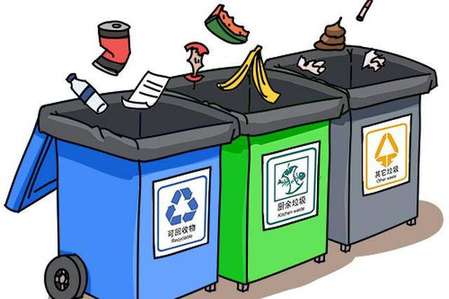 海南加快推进生活垃圾分类体系建设 启动试点创建