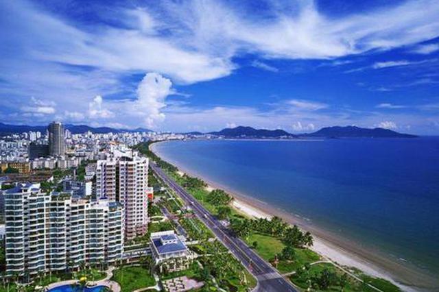 海南加快建设步伐 6月新开工投资亿元以上项目26个