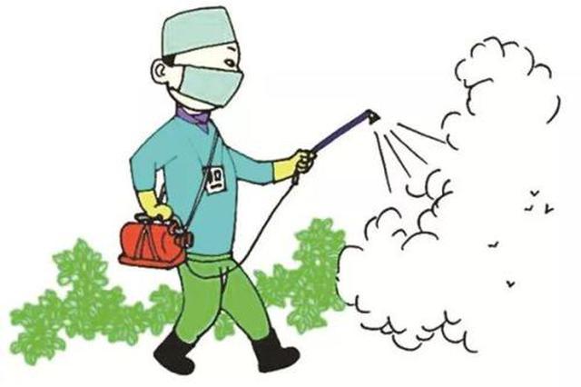 环境整治、消杀灭蚊 海口8月1日起这样做!