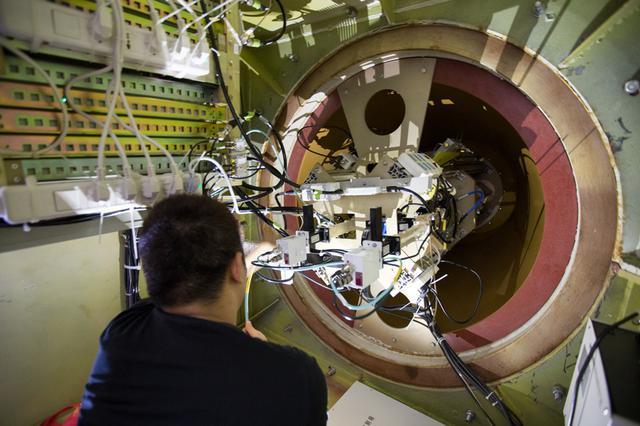 海南一号卫星进行星地对接试验 预计今年底在文昌发射