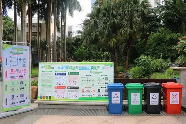 在家分类出门丢,家里需要几个垃圾桶?