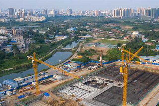 海口丁村:建净水设施 造美丽公园