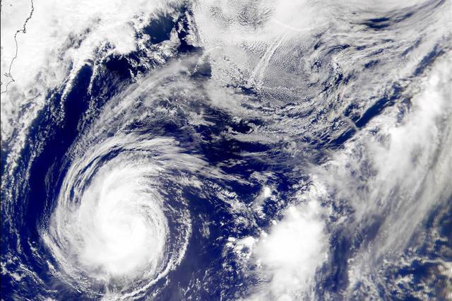 受台风影响 琼州海峡航线17日15时起全线停航