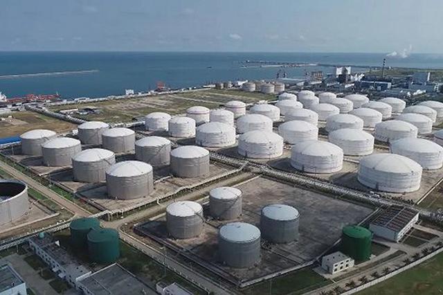 国庆假期以来 洋浦共开展8单保税油加注业务