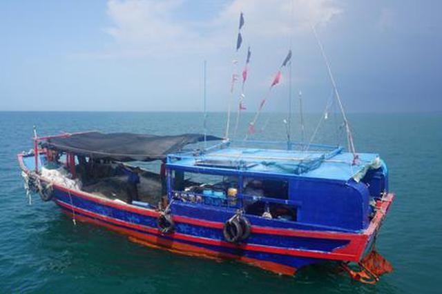第16号台风欲来 海南将组织2.1万余艘渔船回港避风
