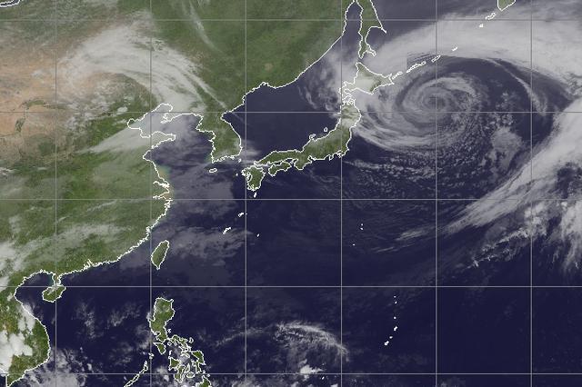 多部门预测11月天气持续异常 影响海南热带气旋多