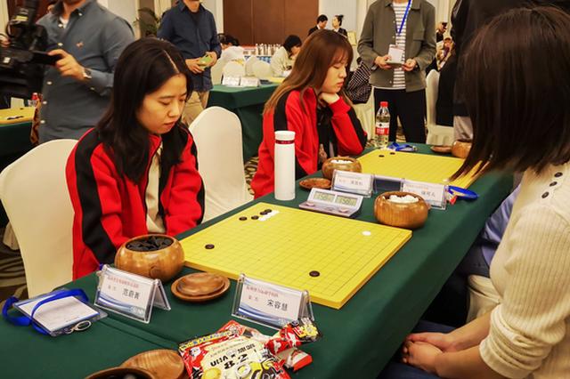 海南三职业棋手出征2020全国围棋锦标赛(团体)