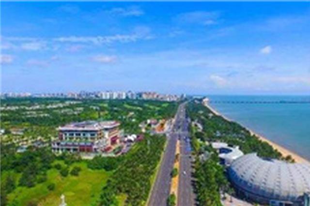 """海口、琼海继续保留""""全国文明城市""""荣誉称号"""