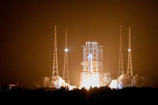为他们打Call!文昌航天发射场科技人员平均年龄不到31岁