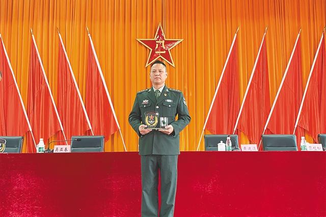 陈永睿:退役军人勇创业 永不言弃创佳绩