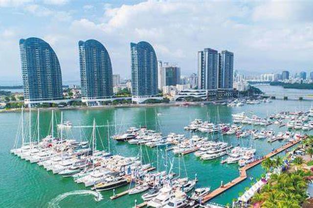 去年海南新增市场主体超31万户 同比增长30.86%
