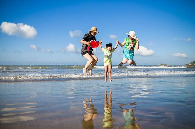 三亚、海口入选国内最受欢迎亲子游目的地TOP10
