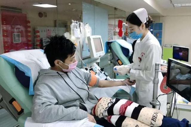 海南省血液中心呼吁公众捐献热血挽救生命