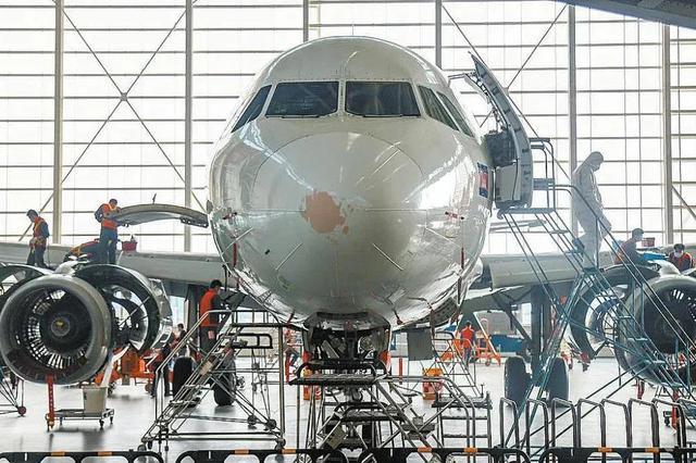 """海南瞄上了零关税""""修飞机""""的国际大买卖"""
