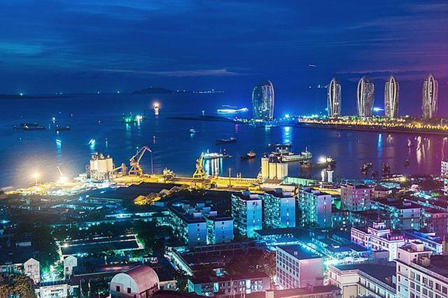 交通运输部海事局:到2035年全面建成海南自贸港海事特区