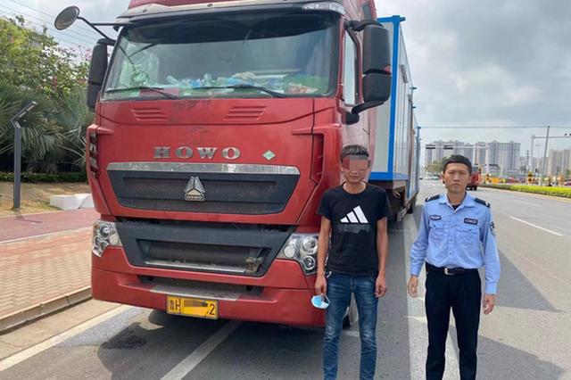 海(hai)口(kou)一貨車司機因酒駕被吊銷駕駛證(zheng)