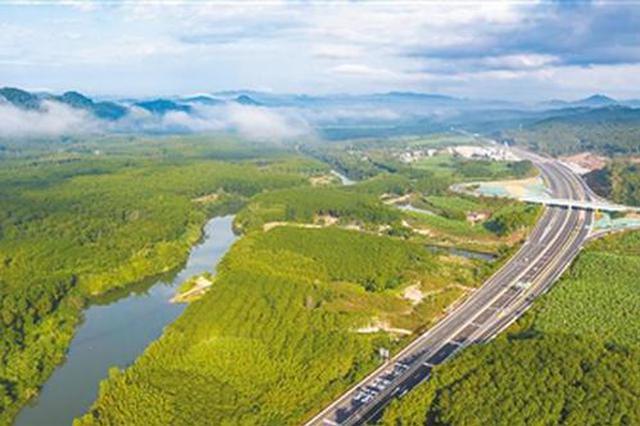 海南每個鄉鎮將打造一條美麗幸福河湖