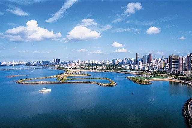 """以国兴大道为核心轴 海口将建5公里长""""金融街"""""""