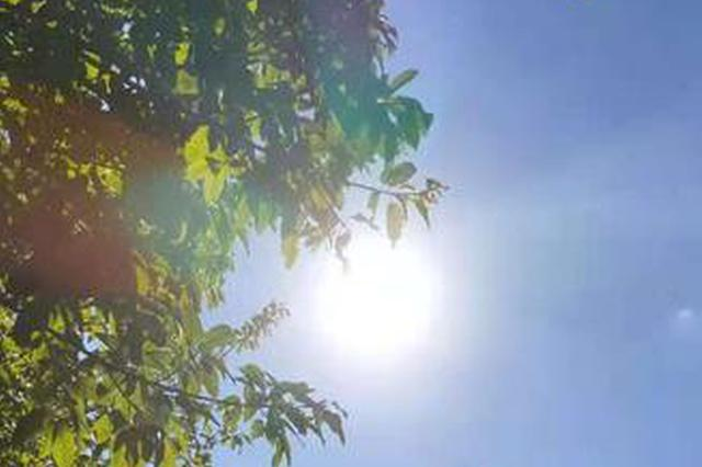 """""""烧烤模式""""继续!海南12市县将出现37℃以上高温"""