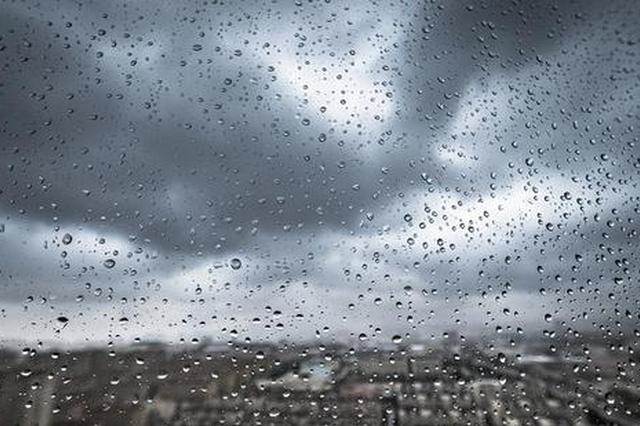 """台风""""康森""""增强 近3天海南岛东南部有较强风雨"""