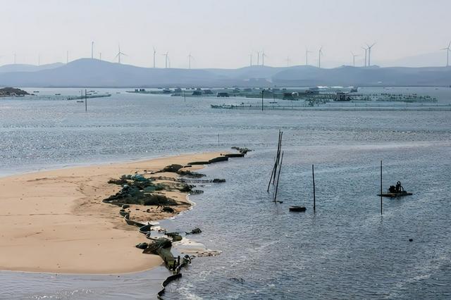 万宁开展海水养殖专项整治行动 守护碧海蓝天