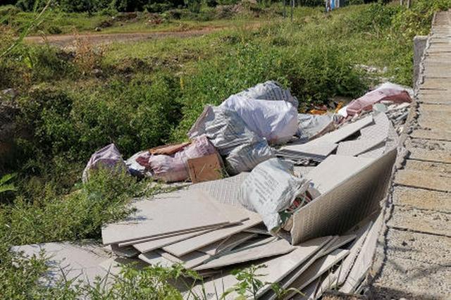 海口开展为期3个月集中整治建筑垃圾管理乱象行动