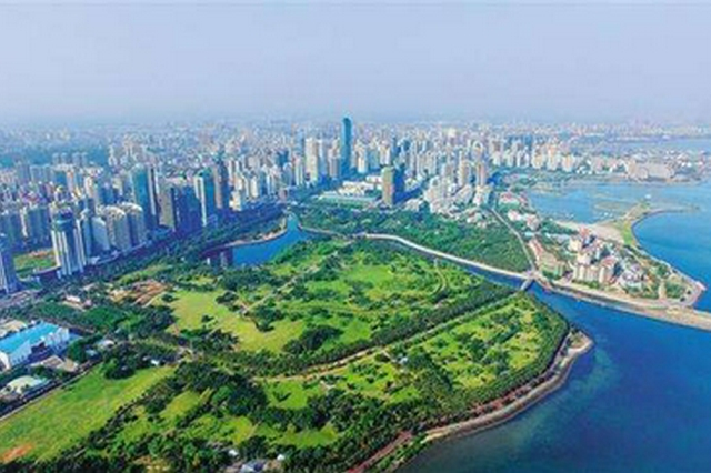 海口市区建设项目扬尘污染问题这样解决